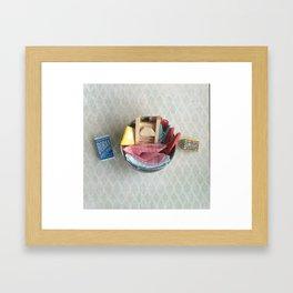 Laundry Room Framed Art Print