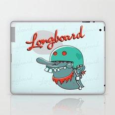 Longboard Laptop & iPad Skin