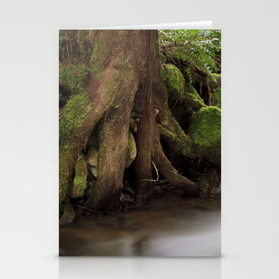 Paradise Creek II Stationery Cards