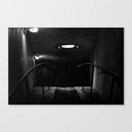 + Inside the Duomo - Firenze (ITA) Canvas Print