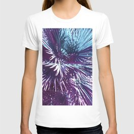 Lost in the wild - Tropical Palm leaves #tropicalart #buyart #Society6 T-shirt