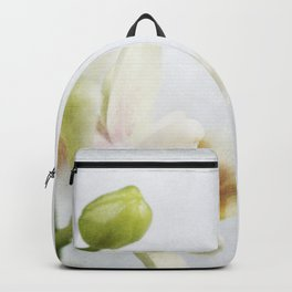 Cream Orchid Backpack