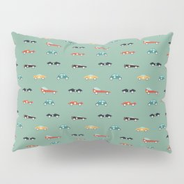 Racers Pillow Sham