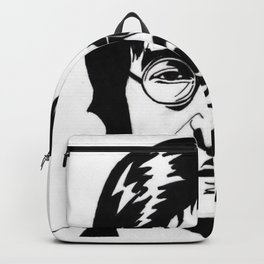 A Working Class Hero Is Something To Be Backpack
