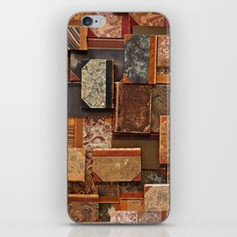 Books4 iPhone Skin