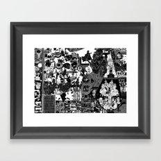 on Framed Art Print