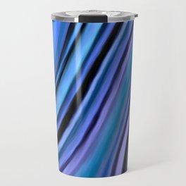 Mineralicious~Blue Agate Travel Mug