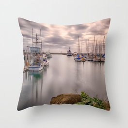 It's All in the Lighting Throw Pillow