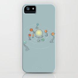 Solar System iPhone Case