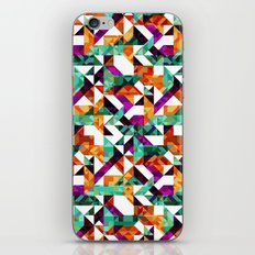 Aztec Geometric VI iPhone & iPod Skin