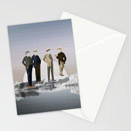 Natural Inhabitants Stationery Cards