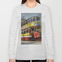 Leeds Tram 399 Long Sleeve T-shirt