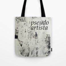 PSEUDOARTISTA Tote Bag