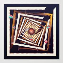 Do the Kuiper Twist !! (12/12/16) Canvas Print
