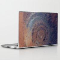 nasa Laptop & iPad Skins featuring eye in the sky, eye in the desert (nasa #01) by _mackinac