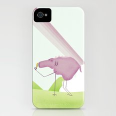 The Mysterious Shuffalupagus iPhone (4, 4s) Slim Case
