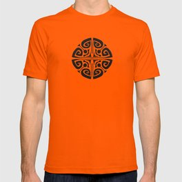 Tatouage Rond - round tatoo mandala - 3 T-shirt