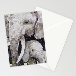 Bull and Baby Stationery Cards