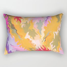 Desert Camo Rectangular Pillow