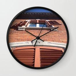 Street View Wall Clock