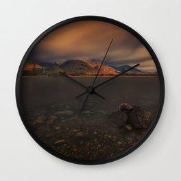Kilchurn Castle Wall Clock