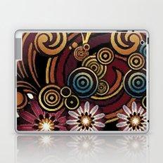 Colors and volutes Jacob's fashion Paris Laptop & iPad Skin