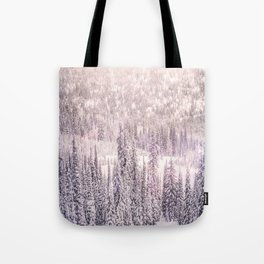 Winter Was Harsh Tote Bag
