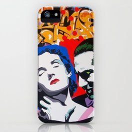 Would you like to...? iPhone Case