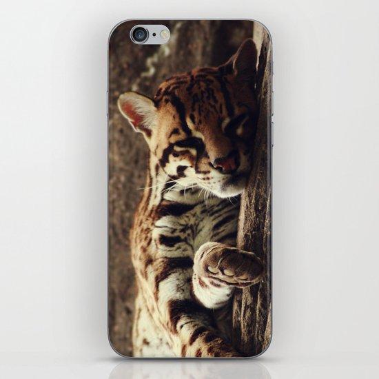 ocelot iPhone & iPod Skin