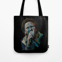 Vedder Man Tote Bag