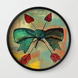 Bow Wall Clock