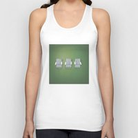 haim Tank Tops featuring Haim - Days Are Gone by brittcorry