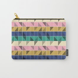Mosaic #1 Carry-All Pouch