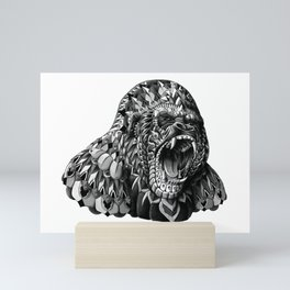 Gorilla Mini Art Print