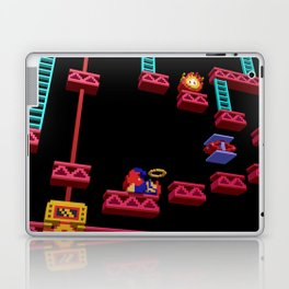 Inside Donkey Kong stage 3 Laptop & iPad Skin