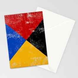 Sailing Nautical Alphabet Letter Z Stationery Cards