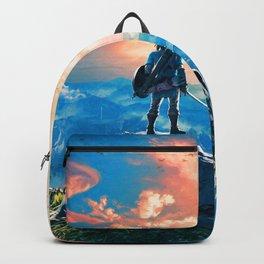 Zelda Breath of the Wild Backpack