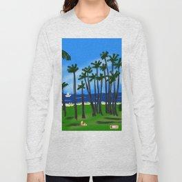 Hawaiian Holiday! Long Sleeve T-shirt