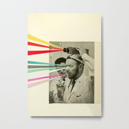 Communicator Metal Print
