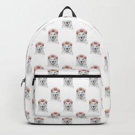Festival lion Backpack