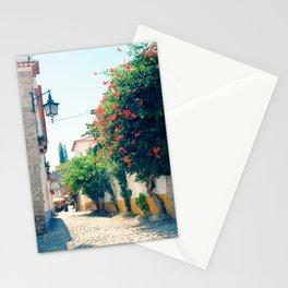 Obidos, Portugal(RR176) Analog 6x6 Kodal Ektar 100 Stationery Cards