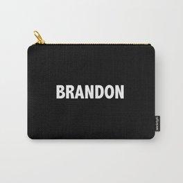 BRANDON / Vince T-Shirt Carry-All Pouch