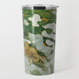 Green Bark Travel Mug