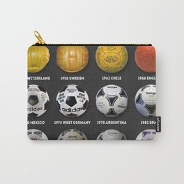 The World Cup Balls Carry-All Pouch