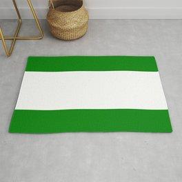 flag of rotterdam Rug