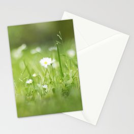 Flora calling Stationery Cards