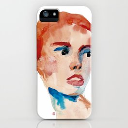 Stains 28 iPhone Case