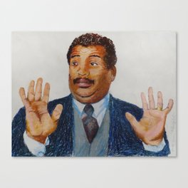 Neil deGrasse Tyson Canvas Print