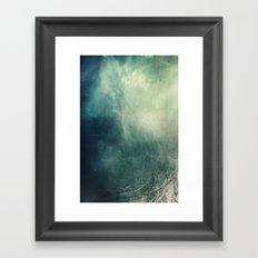 Mystical Roots Framed Art Print