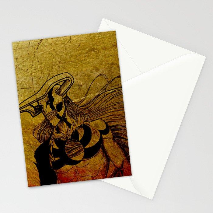 hollow ichigo Stationery Cards